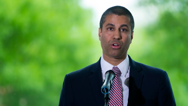 FCC Chief Lays Out 'Net Neutrality' Rules Rollback