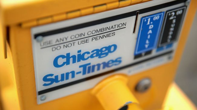 Politician-Led Union Group to Buy Chicago Sun