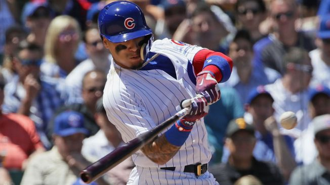 Baez, Bryant Homer as Cubs Complete Sweep of Reds