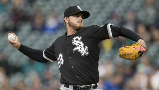 Chicago White Sox Activate Dylan Covey From Injured List