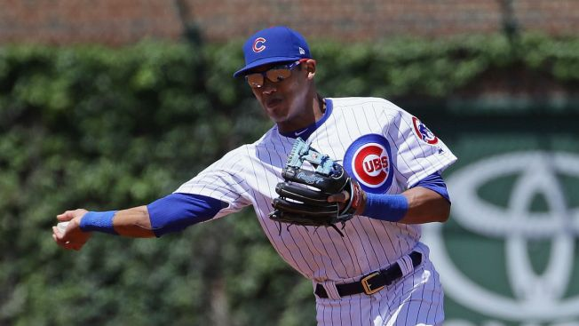 Cubs' Addison Russell denies domestic violence accusation