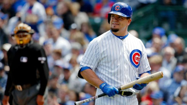 Schwarber sent down to Iowa