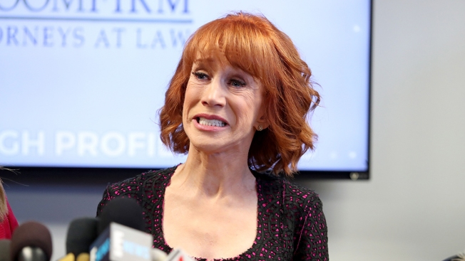 KB Home CEO's bonus slashed after Kathy Griffin debacle