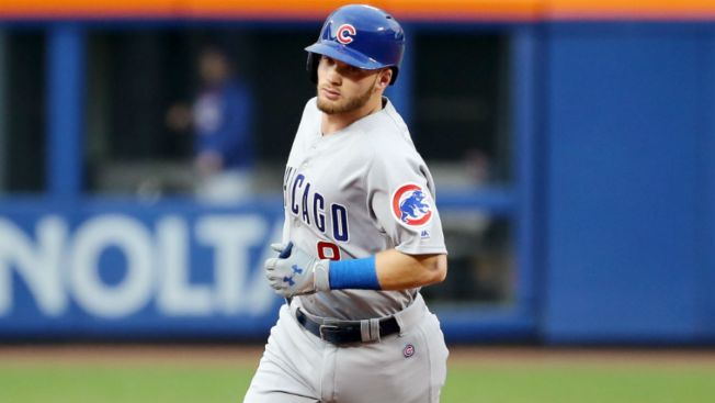 Ian Happ Makes Baseball History in Cubs Win Over Mets