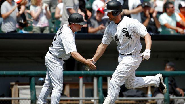 White Sox Ride Davidson Home Run to Win Over Orioles