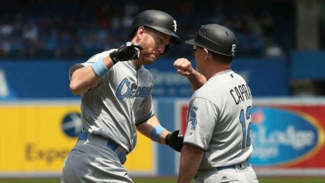 Frazier, White Sox Continue Strong Play in Win Over Blue Jays