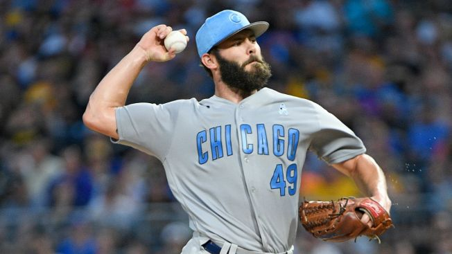 Jake Arrieta's Home Run Not Enough as Cubs Fall to Pirates