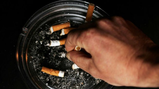 Cigarettes must be sold in standardised green packaging from today