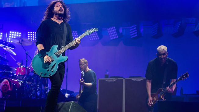 Foo Fighters Add Second Wrigley Field Show in 2018