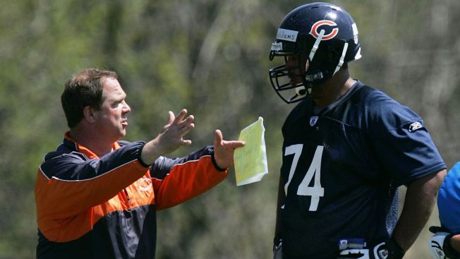 Bears Looking to Hire Hiestand as OL Coach, Report Says