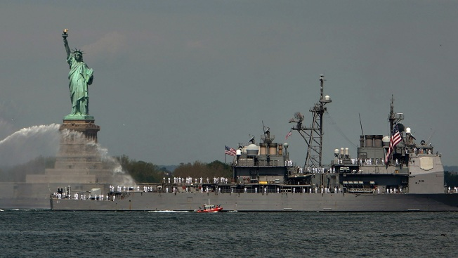 Navy Bans Vaping on Ships After Explosions, Burns