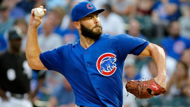 Rival Eyeing Jake Arrieta as Cubs Wheel and Deal