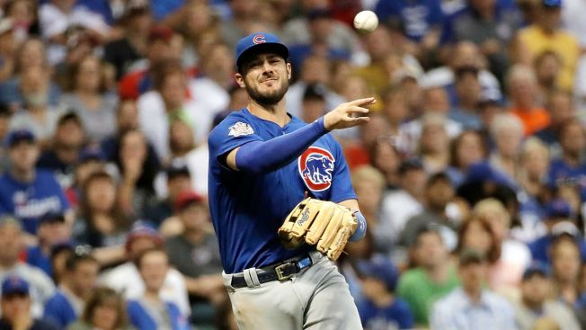 Cubs, Brewers set to meet at Wrigley Field