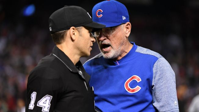 Cubs Slip Into Tie for First After Loss to Diamondbacks