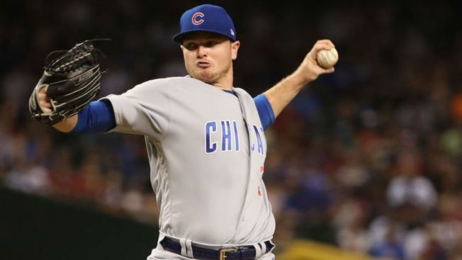 Report: Cubs Avoid Arbitration With Justin Wilson