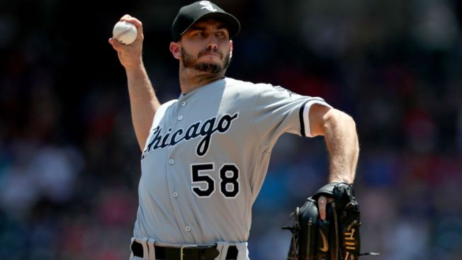 Miguel Gonzalez Has Strong Outing as White Sox Down Rangers