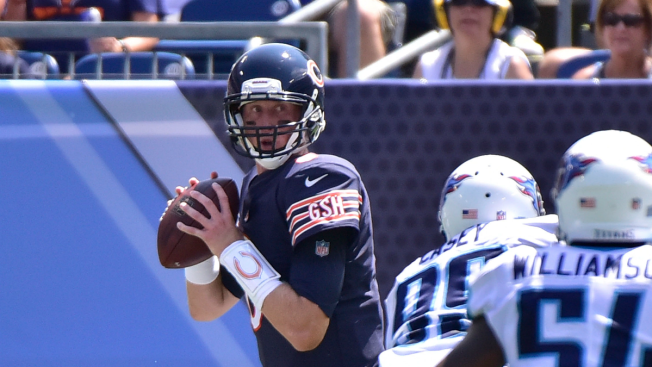 Mike Glennon Named Captain for Chicago Bears