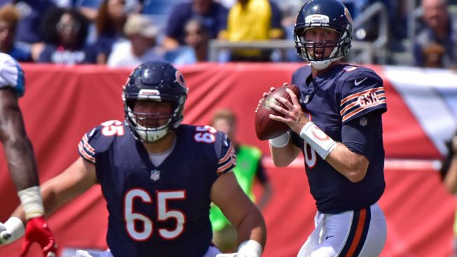 Chicago Bears Announce 2017 Jersey Schedule