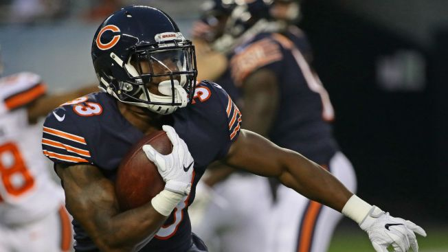 Jeremy Langford Among Bears Cuts After Waiver Claims