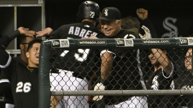 Abreu, Engel Lead White Sox to 11-3 Win Over Royals