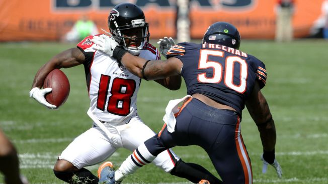 Bears Fall to Falcons 23-17 in Season Opener
