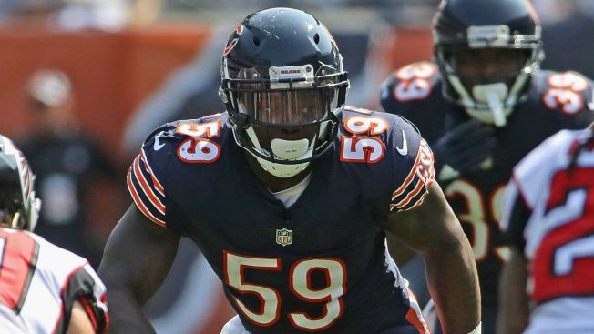 Danny Trevathan Suspended Two Games by NFL for Hit on Davante Adams