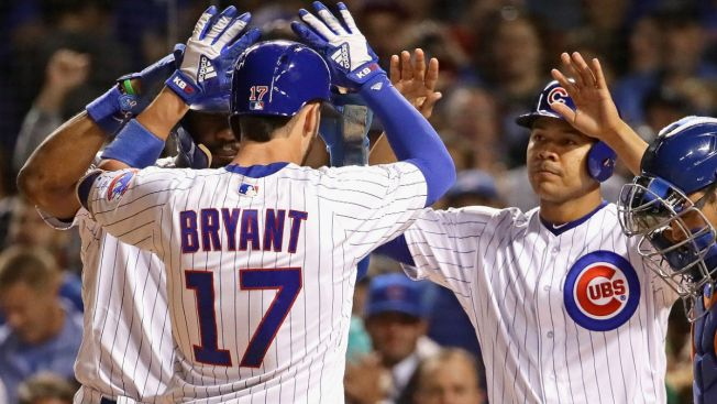 Cubs Playoff Watch: Bryant Homers as Chicago Rights the Ship