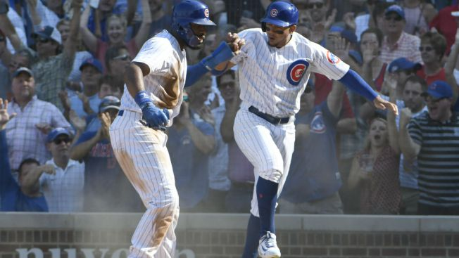 Cubs Thrash Cardinals 8-2 After Lackey, Contreras Ejected