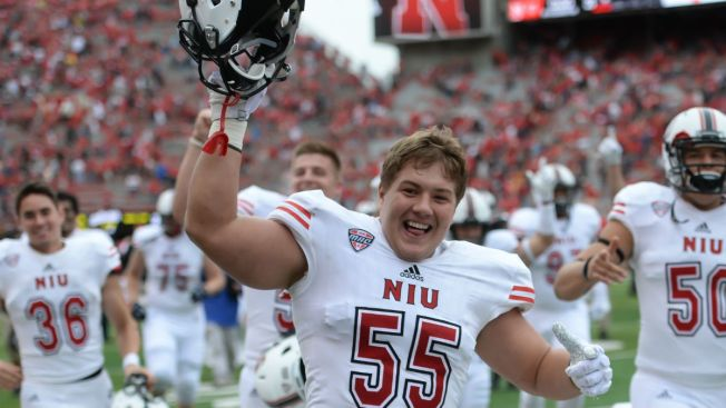 Nebraska's second-half comeback comes up short in loss to Northern Illinois