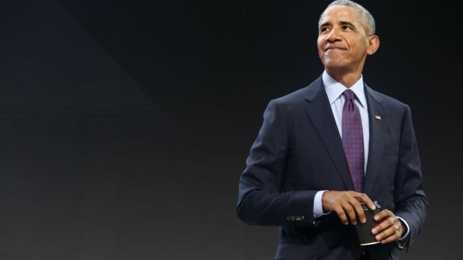 Former President Barack Obama to Speak at University of Illinois