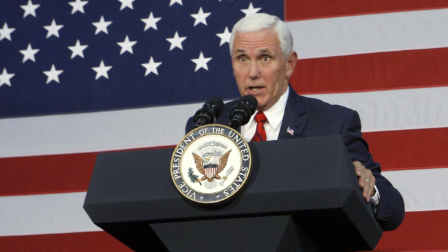 Pence to Campaign with GOP Rep. Rodney Davis in Springfield