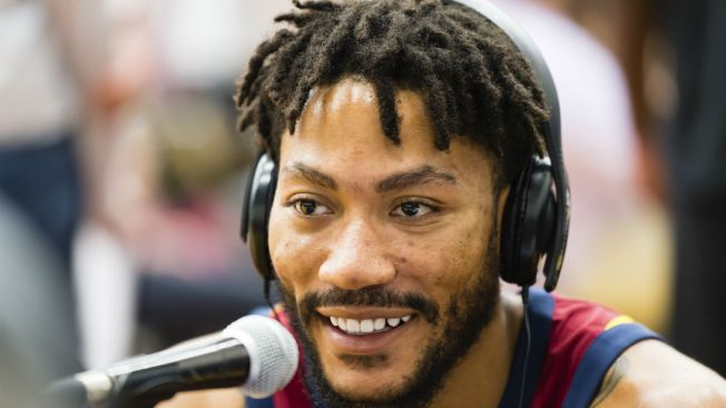 Derrick Rose claims he recruited the 'Big 3' in 2010