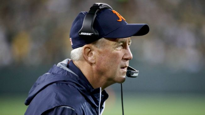 Report: Bears 'Expected' to Fire John Fox After Sunday's Game