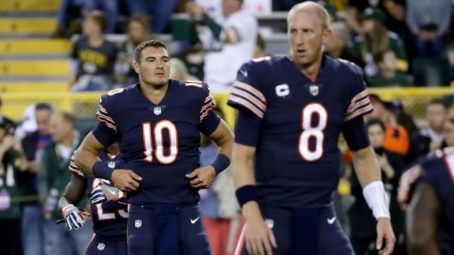 Week 4 in Photos: Bears Blown Out by Packers