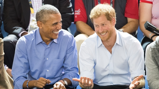 Prince Harry to Speak at Obama Foundation Summit in Chicago