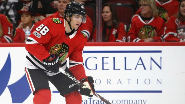Three Stars: Kane, Saad Key Big Hawks Win Over Penguins
