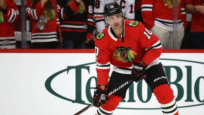 Blackhawks Take on High Flying Maple Leafs in First Road Game