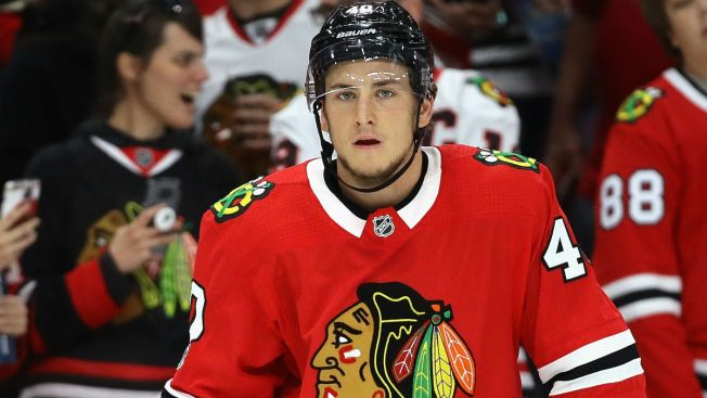 Three Stars: Hayden, Forsberg Help Blackhawks in Rough Weekend