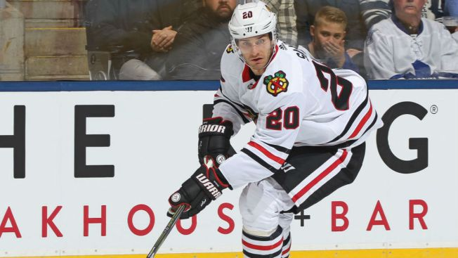 Three Stars: DeBrincat, Saad Lead Blackhawks to Win