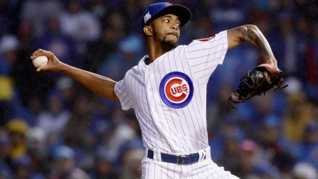 Cubs Provide Injury Updates on Edwards, Bryant