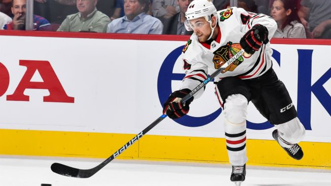 Rutta, DeBrincat Hope to Help Blackhawks Keep Up Winning Ways vs. Wild
