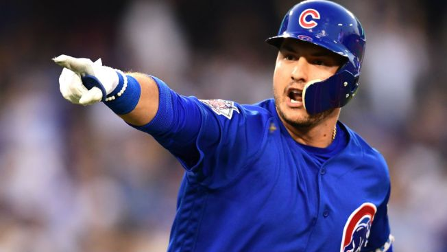 Chicago Cubs Player Evaluations Albert Almora Jr Nbc