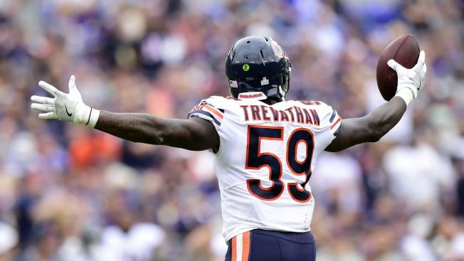 Trevathan Out, but Bears Get Good News on Injury Report