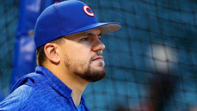 Cubs Outfielder Kyle Schwarber Looks WAY Different After Offseason Workouts