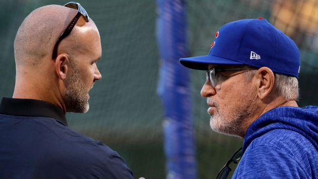 David Ross Responds to Cubs Coaching Staff Rumors