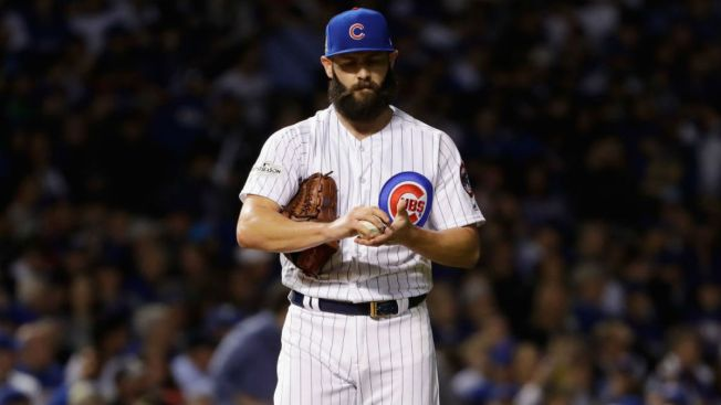 Cubs Reportedly Still Interested in Jake Arrieta