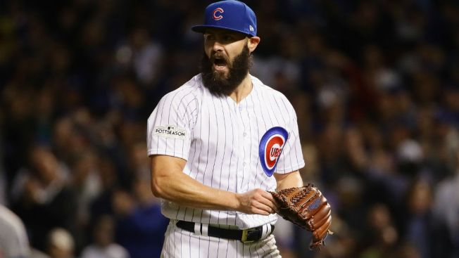 Chicago Cubs Player Evaluations: Jake Arrieta