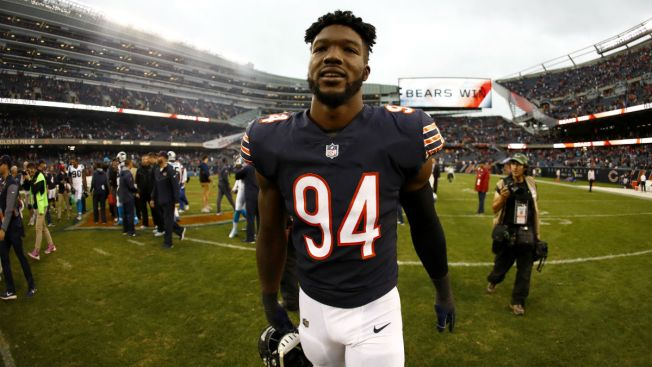 Bears Pick Up Leonard Floyd's Contract Option