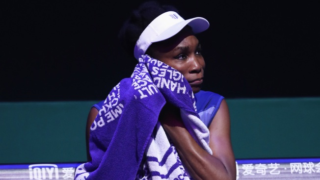 Burglars Steal $400000 from Venus Williams's Florida Home