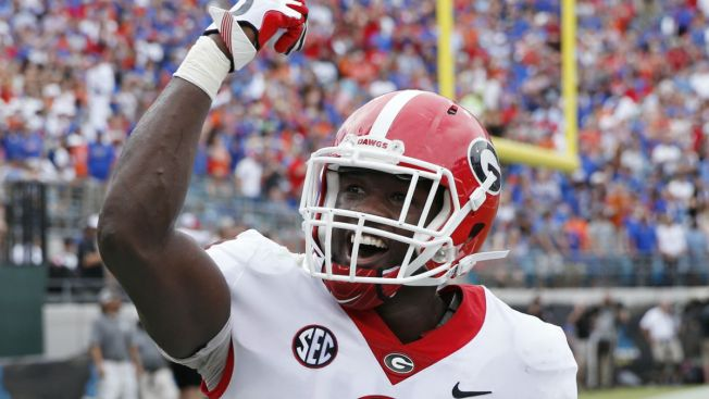 Chicago Bears Take Roquan Smith in NFL Draft